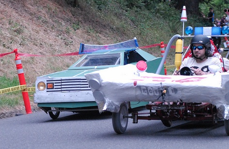 Adult Soap Box Derby