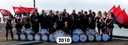 The Last Regiment Of Syncopated Drummers - 2010