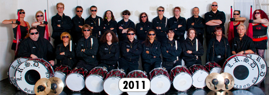 The Last Regiment Of Syncopated Drummers - 2011